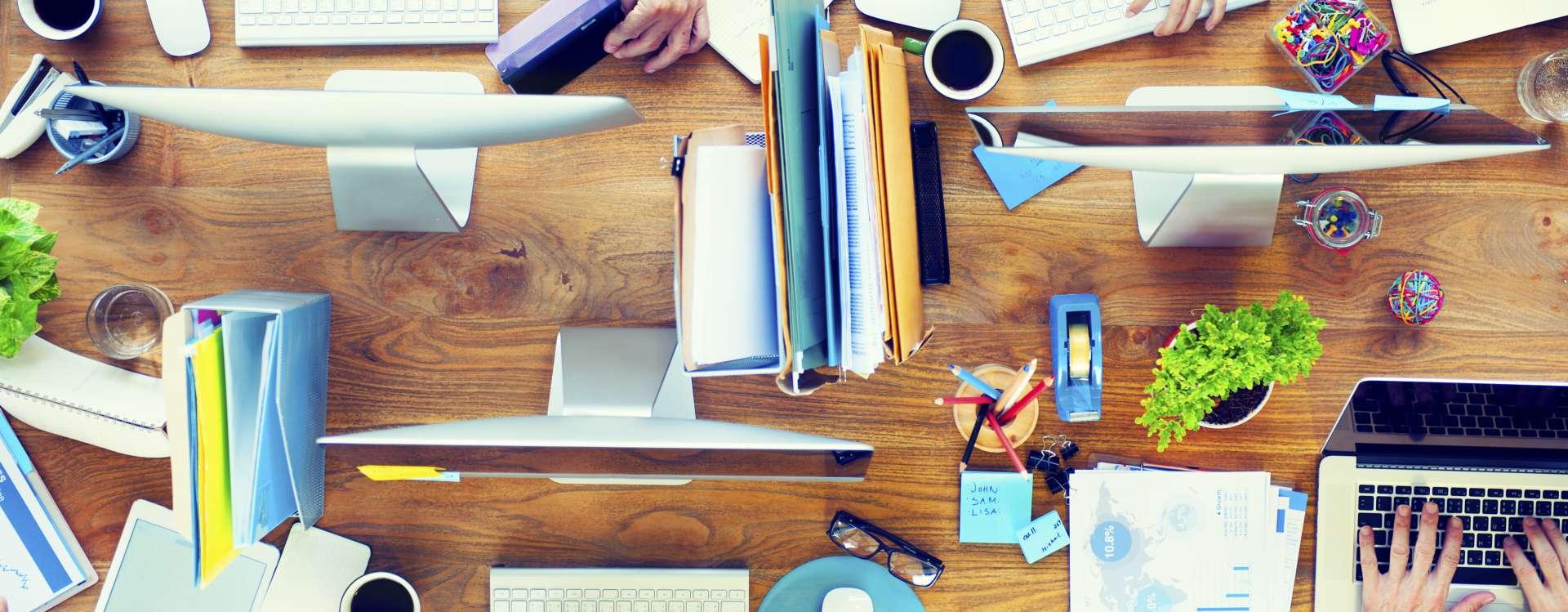 Transformation physique des entreprises : les 6 tendances du bureau du moment