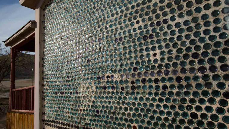 Upcycling : des déchets pour animer les bâtiments