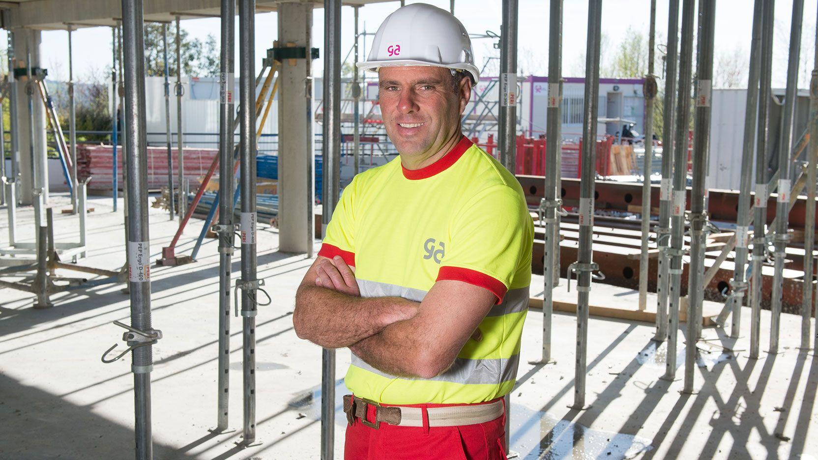 Chef de chantier
