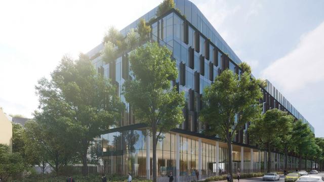22 000 m² de bureaux de dernière génération pour Safran avec Batipart, à Malakoff