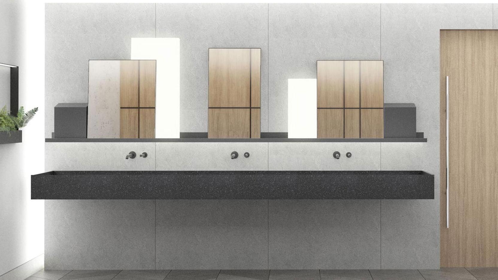 Toilet modules
