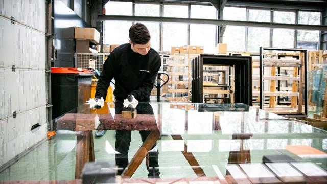 Paquet Fontaine, fabricant de façades menuisées