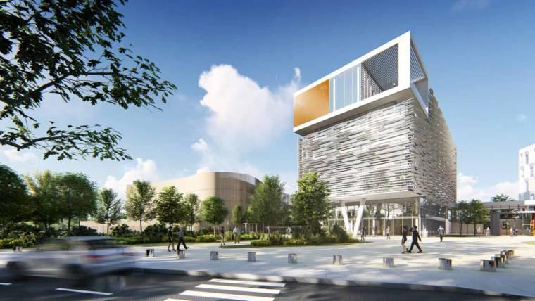 Pitch Promotion et GA plantent le 1er arbre du futur Campus Orange à Balma (31)