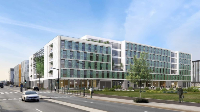 Belaïa in Coeur d'Orly: a new showcase for GA Smart Building's know-how