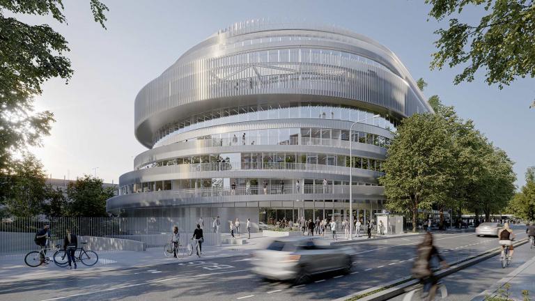 Cité Universelle in Paris, 30,000 m² of space emblematic of universal accessibility
