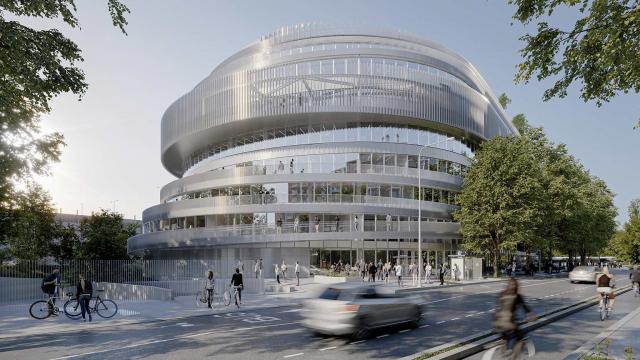 La Cité Universelle à Paris, 30 000 m² emblématiques de l'accessibilité universelle