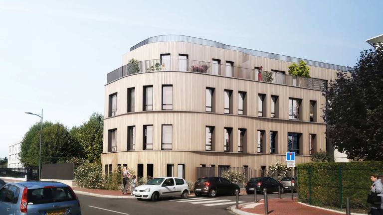 17 eco-friendly apartments in Enghien-les-Bains