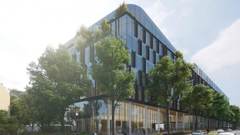 22,000 m² of latest-generation office space for Safran with Batipart, in Malakoff
