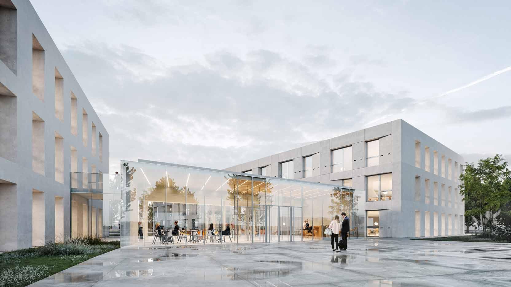 GA Smart Building réalise 7 300 m² de bureaux pour Alcatel-Lucent Enterprise à proximité de Strasbourg. Groupama Gan REIM se porte acquéreur de l'ensemble immobilier.