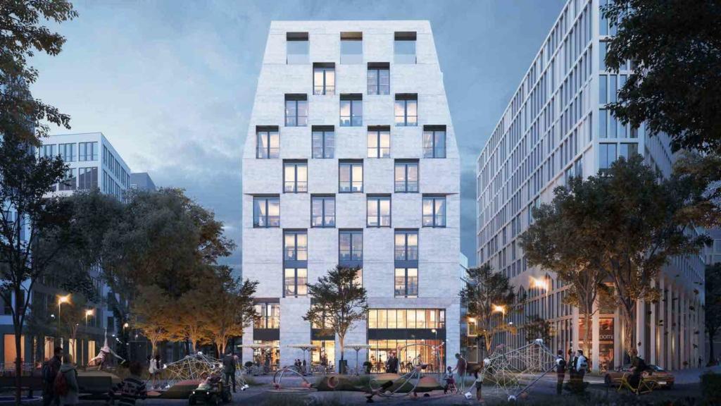GA Smart Building lance la réalisation d'Astérie : un immeuble de bureaux bas carbone de 10 000 m² en plein cœur de Bordeaux (33)
