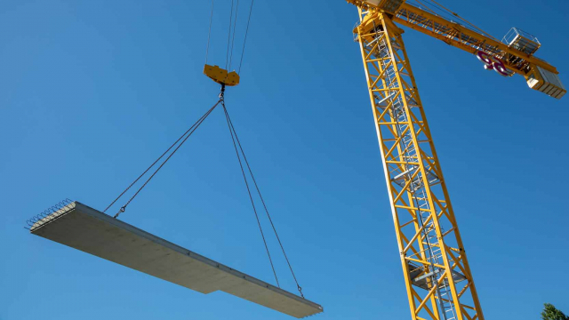 PREGA produces high value-added concrete structural and facade components