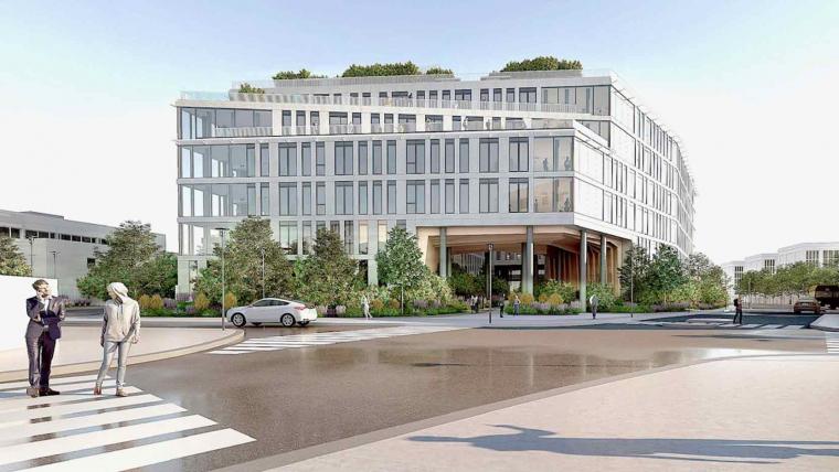 BNP Paribas Immobilier et GA Smart Building signent la vente du futur siège social du Groupe Up à Primonial Reim